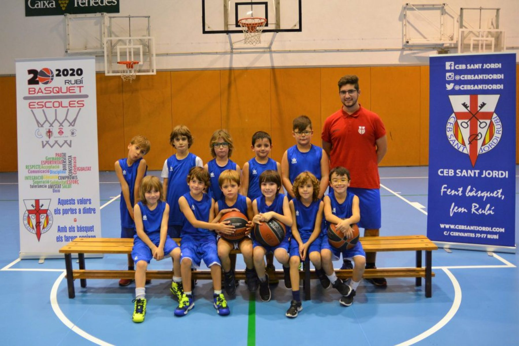 Escola de Bàsquet